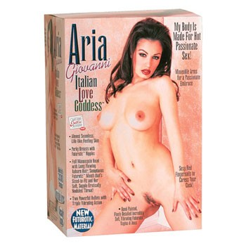 Aria Giovanni Sex Doll