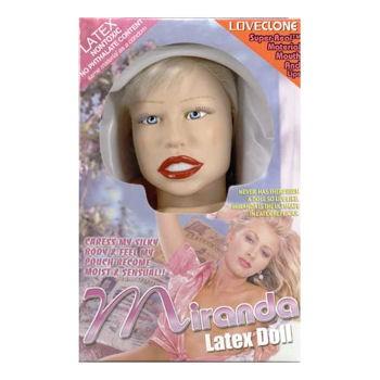 Miranda Latex Sex Doll