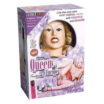 Queen Of Europe Love Doll