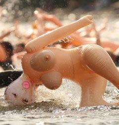 Wet Sex Doll