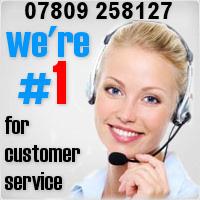 Customer Service 01424 446464